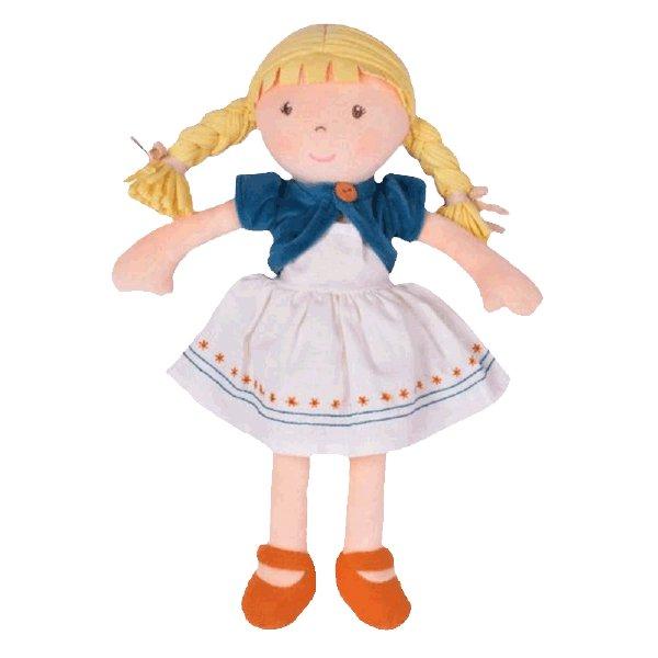 [Bonikka ボニカ]オーガニックコットン ボニカのだっこ人形 リリー 世話人形