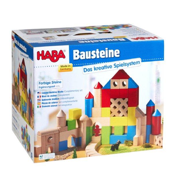 [ HABA ハバ ]  ブロックス カラー 積木 ドイツ 1歳 ブラザージョルダン 積み木 知育玩具