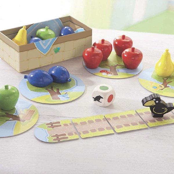 [ HABA ハバ ] 果樹園 ジュニア はじめてのゲーム 日本語説明書付 2歳 1-4人 ブラザージョルダン ドイツ ボードゲーム
