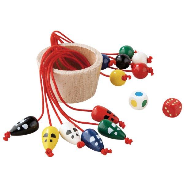 [ HABA ハバ ] キャッチミー スピードゲーム 日本語説明書付 4歳 2-7人 ブラザージョルダン ドイツ ボードゲーム ねずみとりゲーム