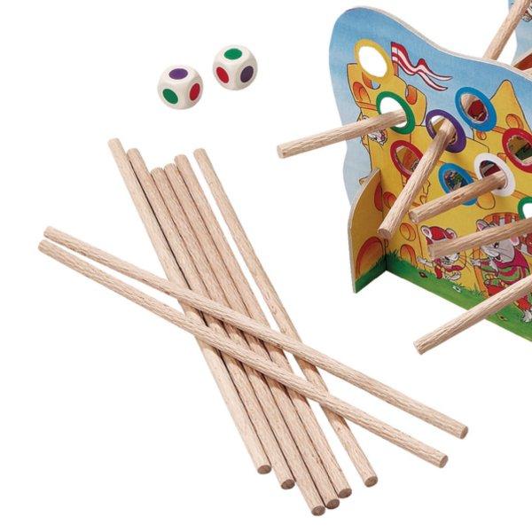 [ HABA ハバ ] 声をひそめて バランスゲーム 日本語説明書付 5歳 2-4人 ブラザージョルダン ドイツ ボードゲーム