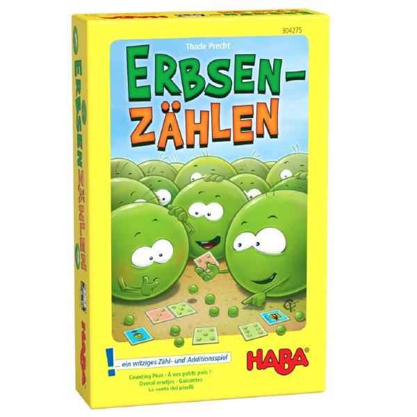 [ HABA ハバ ] まめであれ 日本語説明書付 6歳 2-5人 ブラザージョルダン ドイツ ボードゲーム カードゲーム 戦略ゲーム
