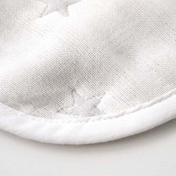 [ FICELLE フィセル - 10mois ディモア ]アフガン ふくふくガーゼ 6重ガーゼ 日本製 お昼寝 授乳 抱っこ おくるみ