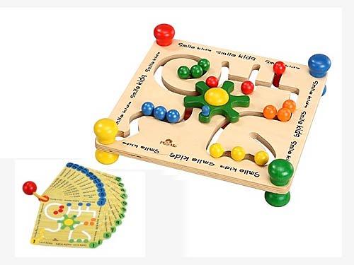 [Play Me Toys プレイミートーイズ]ビーズステアリング
