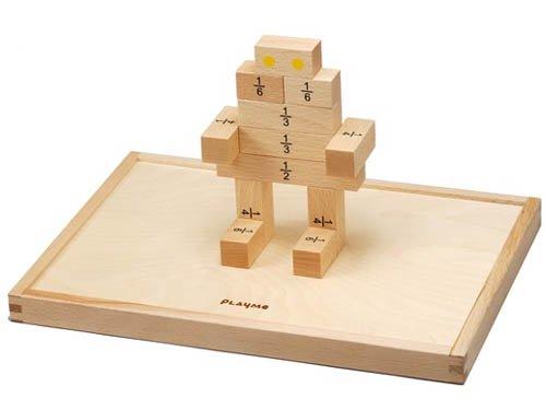 [Play Me Toys プレイミートーイズ]プレイフルマス(数積み木)