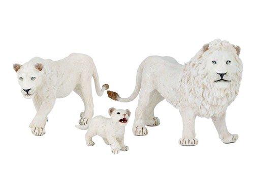 [PAPO パポ社] ホワイトライオンの子ども