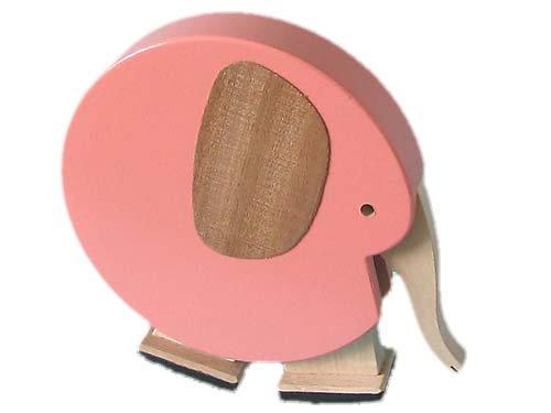 [Dihras ディラス]動物の滑り台 カタカタ ぞう カラー