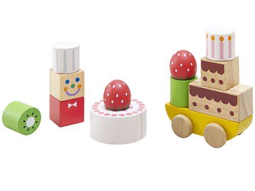 [Ed.inter エドインター] つみコレ・シリーズ Cake Shop