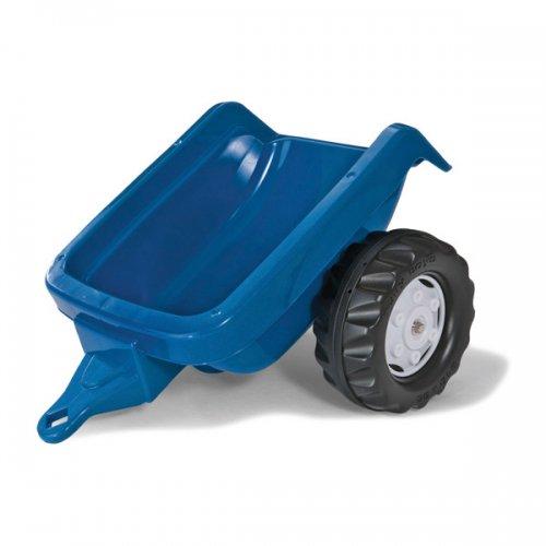[Rolly Toys ロリートイズ]TRAILER ロリーキッズトレーラー Blue