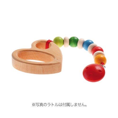 【メール便可】[Grimm's Spiel & Holz Design グリムス社]木製ストラップ
