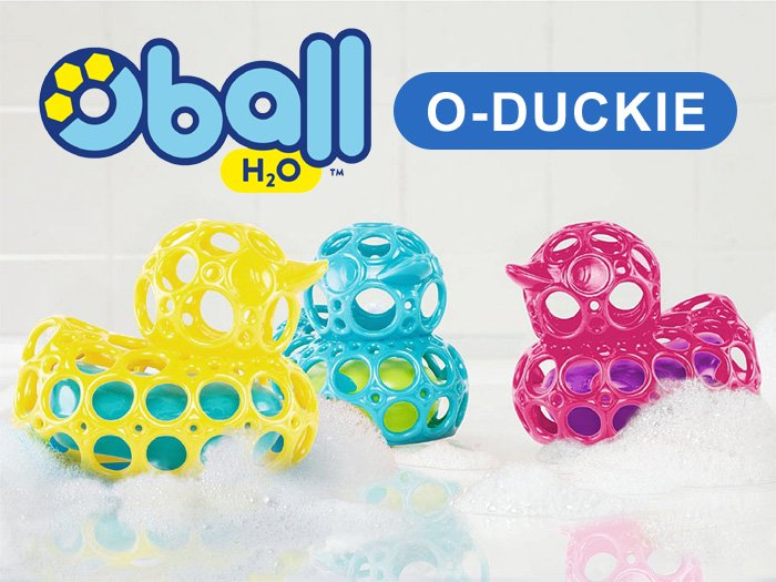 オーボール H2O オーダッキー イエロー