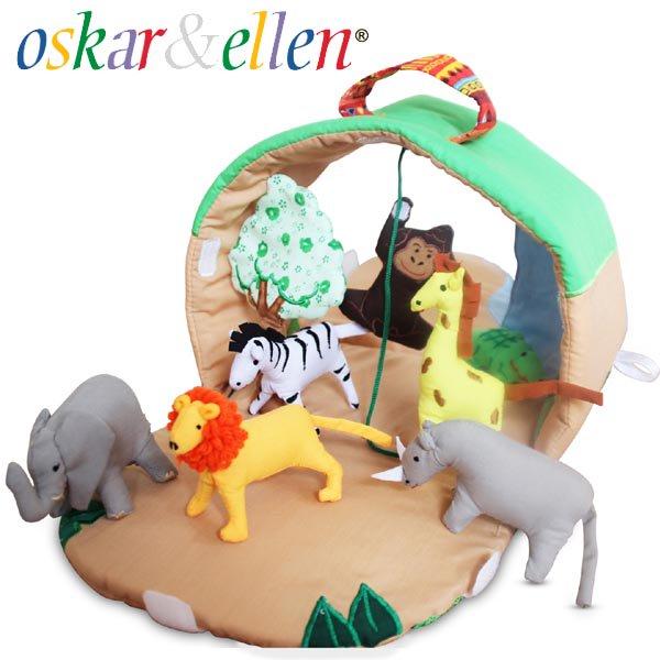 [Oskar & Ellen オスカー&エレン]ワイルドアニマルパーク