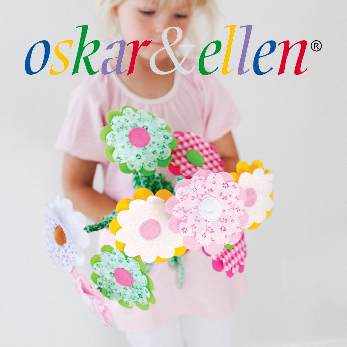 [Oskar & Ellen オスカー&エレン]花束 デイジー