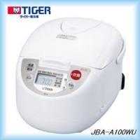 【クリックで詳細表示】タイガー・マイコン炊飯ジャー炊きたてJBA-A100(5.5合炊き)WU(アーバンホワイト)