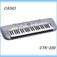 CASIO キーボード CTK-230