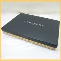 新品  西川産業(株) バーバリー/BUBRBERRY タオル3本セット 箱付