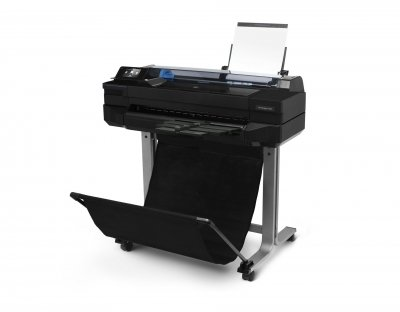 HP製 Designjet T520(A1タイプ) + 予備消耗品セット