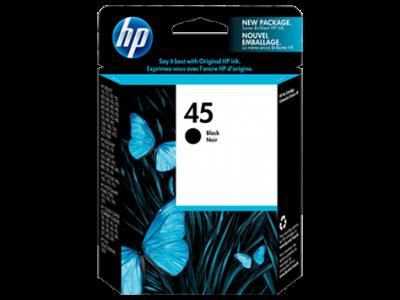 HP 45プリントカートリッジ 黒