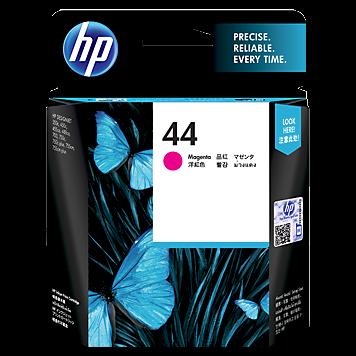 HP 44プリントカートリッジ マゼンタ