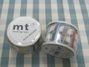 mtミナペルホネンマスキングテープ