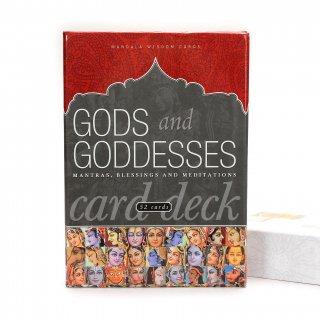 インド神々のカード(52枚組)