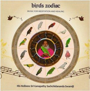 birds zodiac (鳥たちと星座)