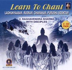Learn To Chant Laghunyaasam, Rudram, Chamakam, Purusha Sooktam (MP3)