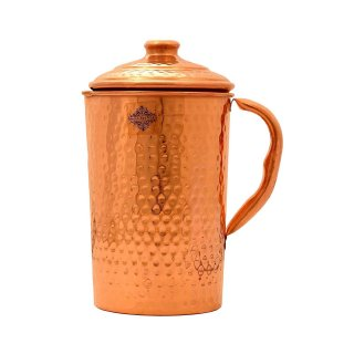銅製ウォーターピッチャー(約1.7L)