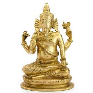 ブレスハンド・ガネーシャ神像