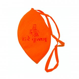 ジャパマーラー・バッグ(数珠袋)(ハレー・クリシュナ)