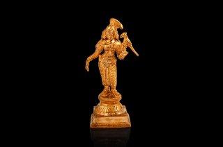 パドマーヴァティー女神像(パンチャローカム)(受注製作)