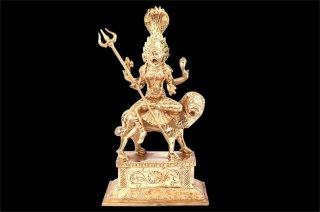 プラティヤンギラー女神像(ブロンズ製)(受注製作)