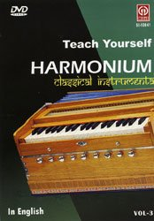 Teach Your Self Harmonium(ハルモニウム教則DVD) vol.3