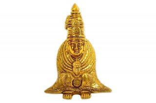 トゥラジャー・バヴァーニー女神像(真鍮製)(受注製作)