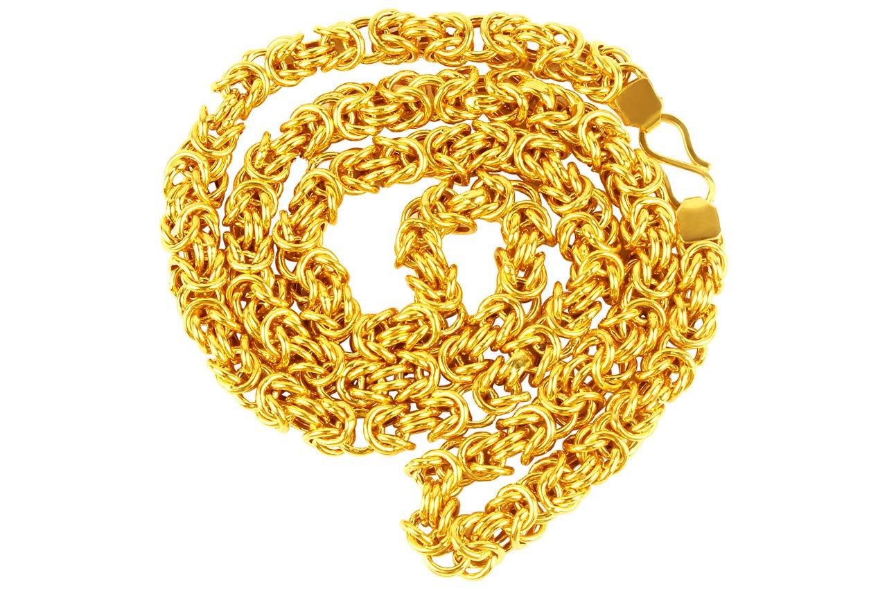 ゴールド(22K)・チェーン(GC11)(受...