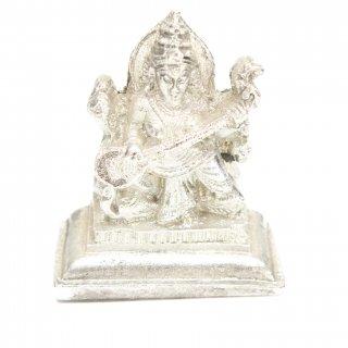 パラド・サラスヴァティー女神像(高さ約5.4cm、重量約102g)
