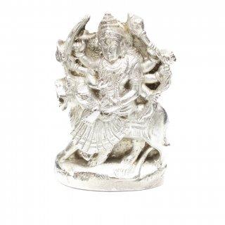 パラド・ドゥルガー女神像(高さ約8.1cm、重量約324g)