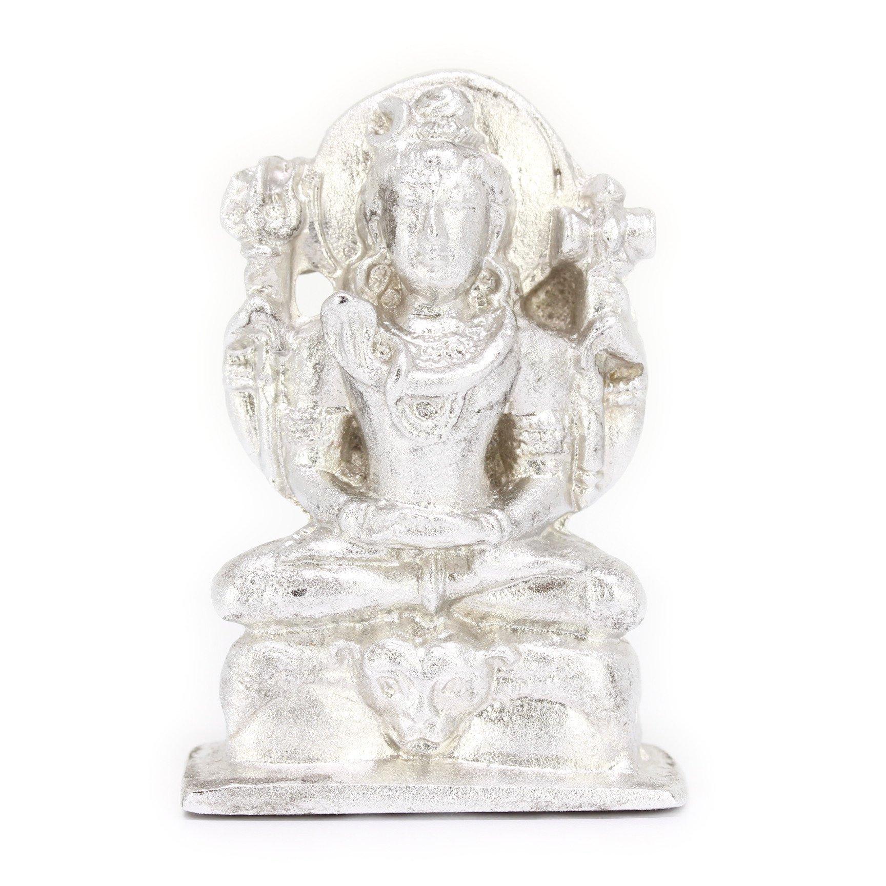 パラド・シヴァ神像(高さ約5.3cm、重量...
