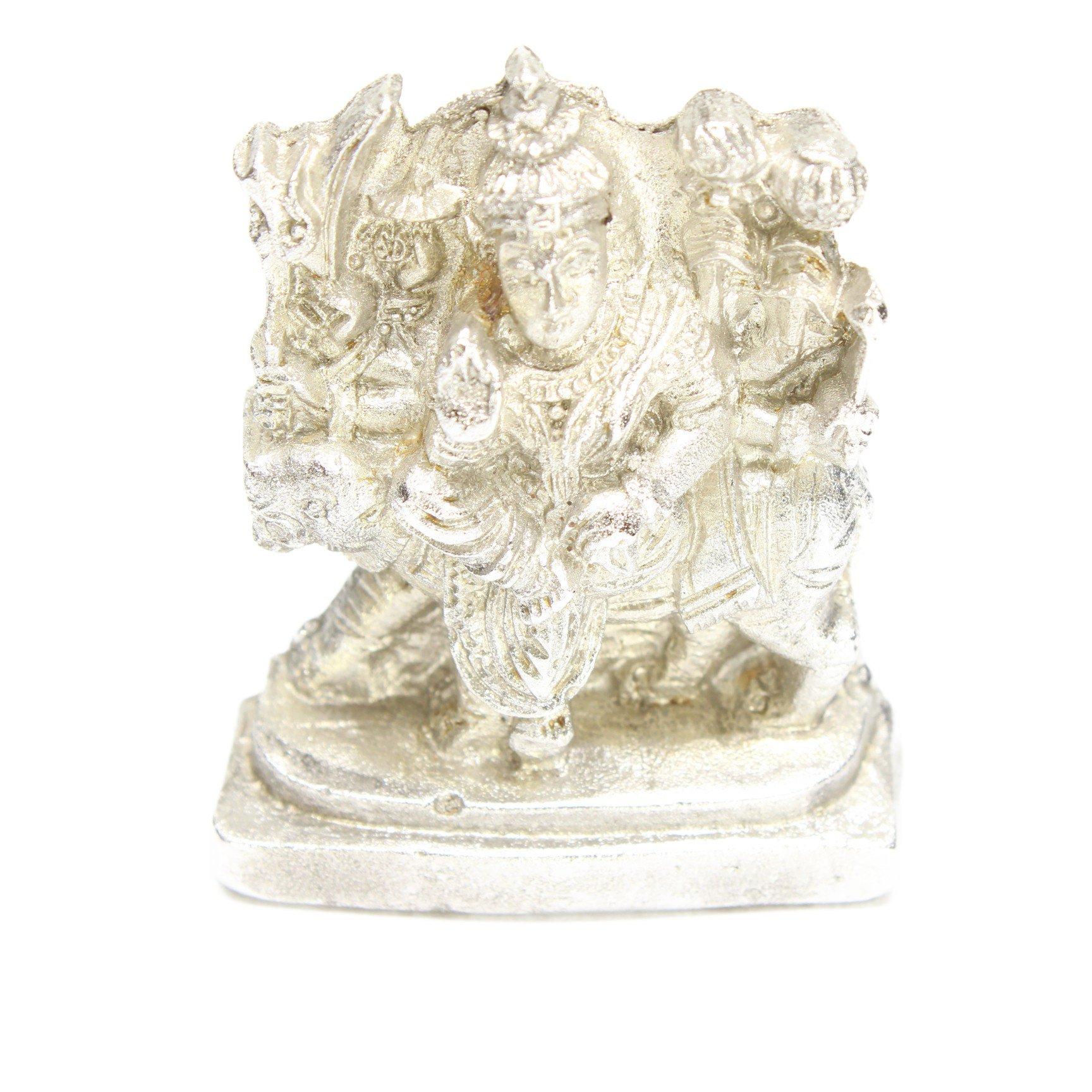 パラド・ドゥルガー女神像(高さ約5.4cm...