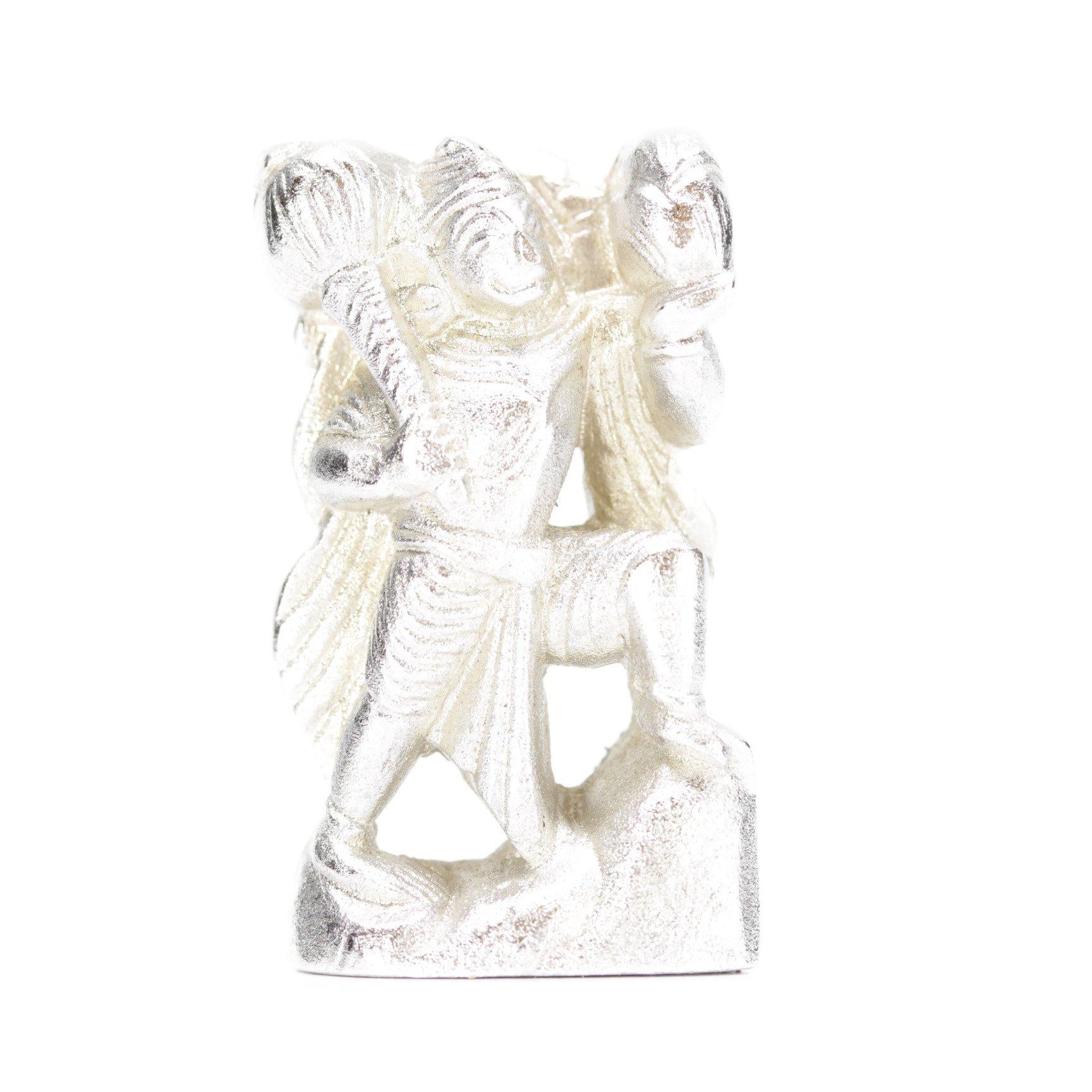 パラド・ハヌマーン神像(高さ約5.6cm、...