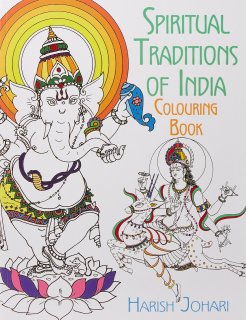 Spiritual Traditions of India Coloring Book