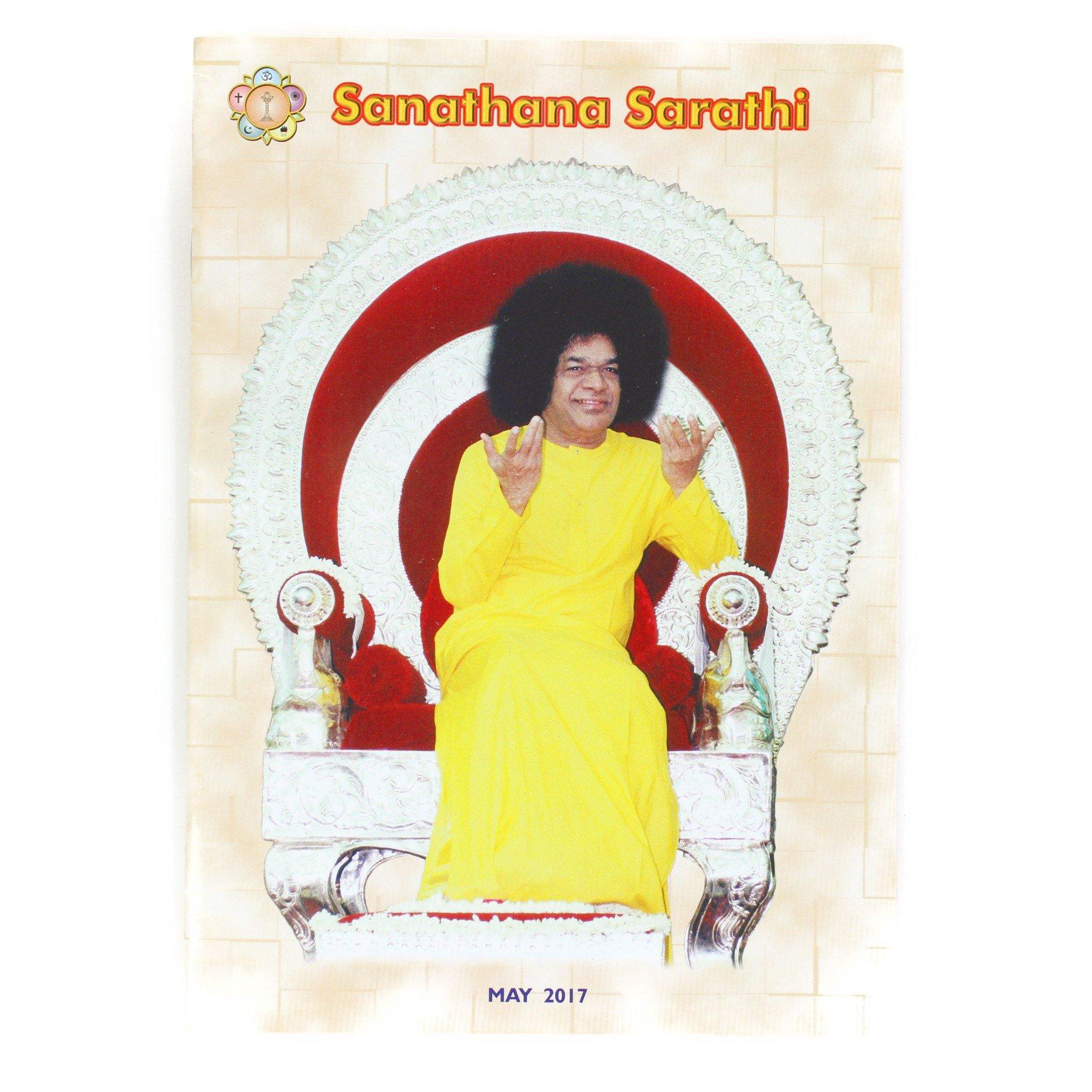 Sanathana Sarathi MAY-2017