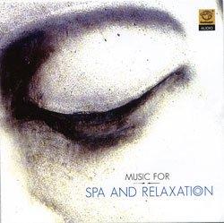 スパとリラクゼーションのための音楽(CDSA458)