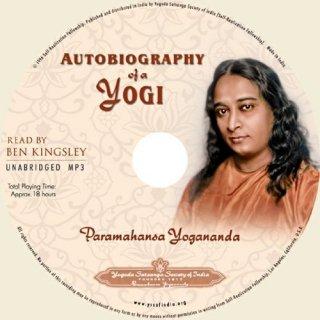 Autobiography of a Yogi(Audio CD)