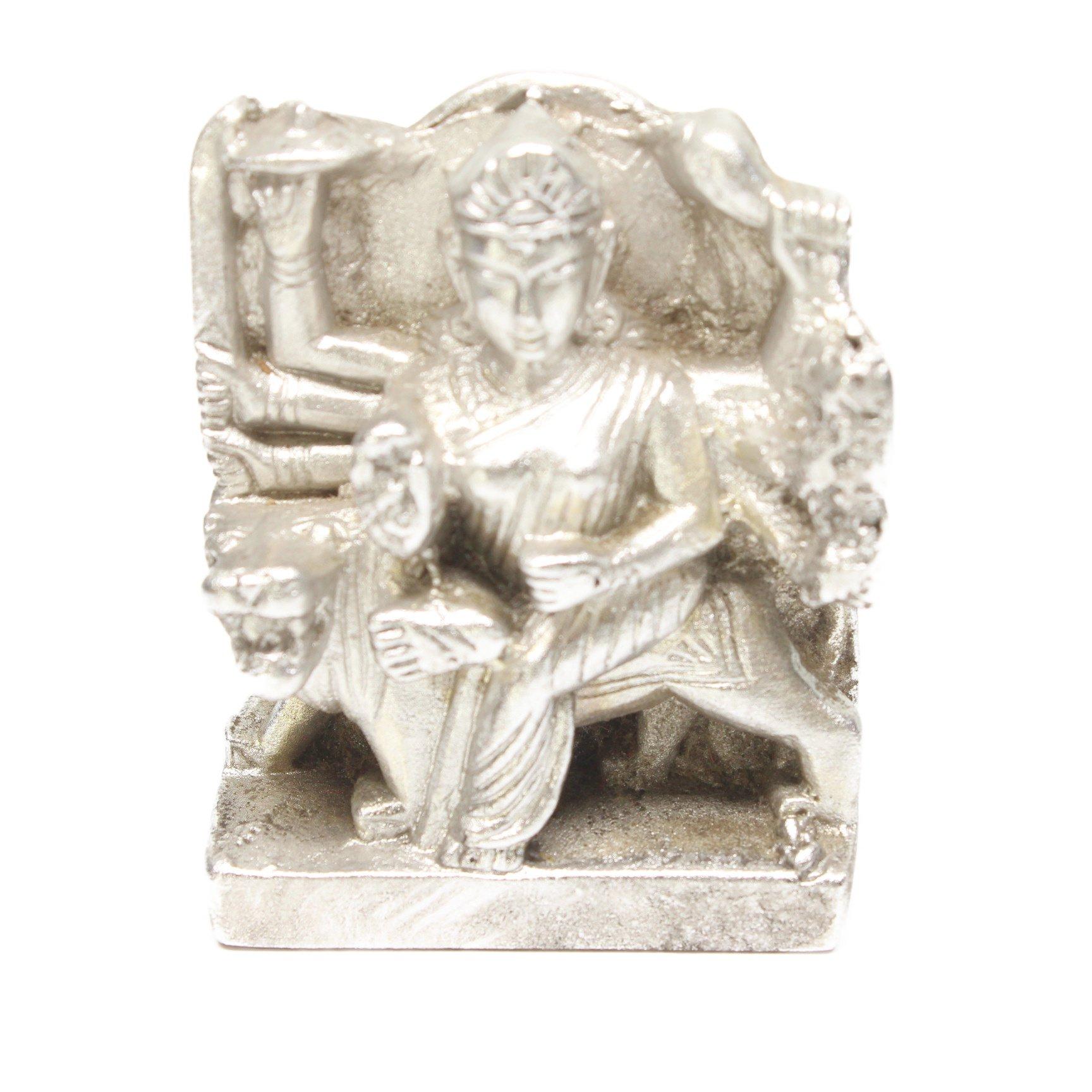 パラド・ドゥルガー女神像(高さ約7.0cm...