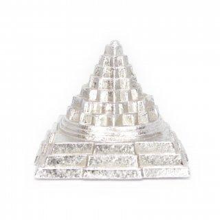 パラド・シュリーヤントラ(マハーメール)(高さ約3.1cm、重量約122g)