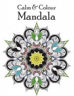 Calm & Colour - Mandala