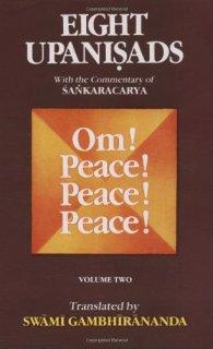 Eight Upanishads Volume 2