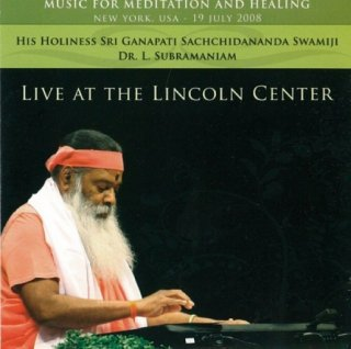 LIVE AT THE LINCOLN CENTER(CD2枚組)