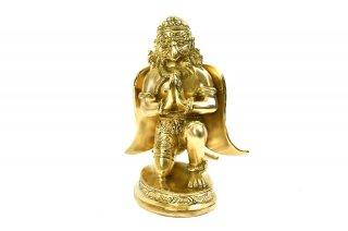 聖鳥ガルダの神像(真鍮製)(受注製作)